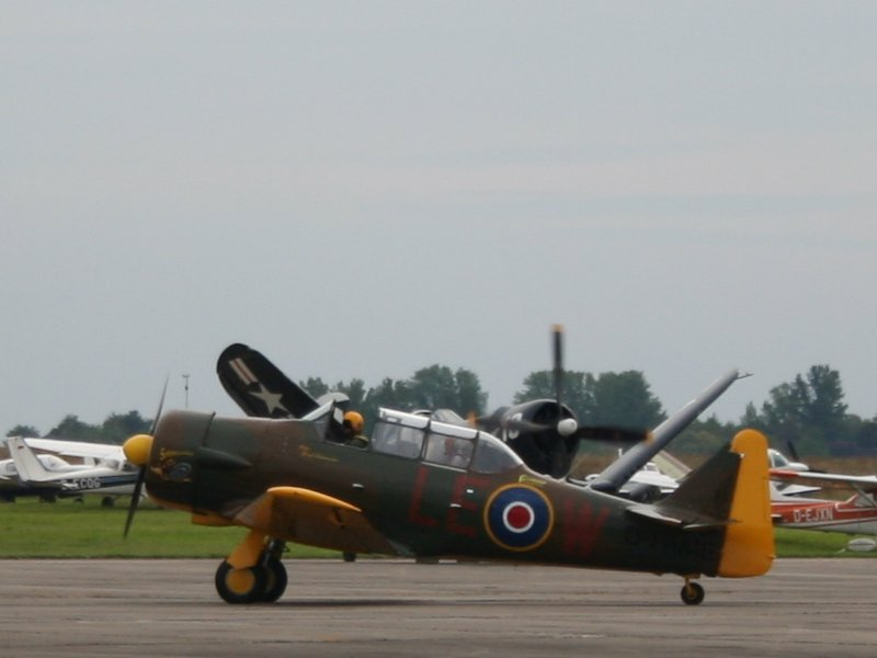 Canadian Car and Foundry T-6 Harvard Mk.4