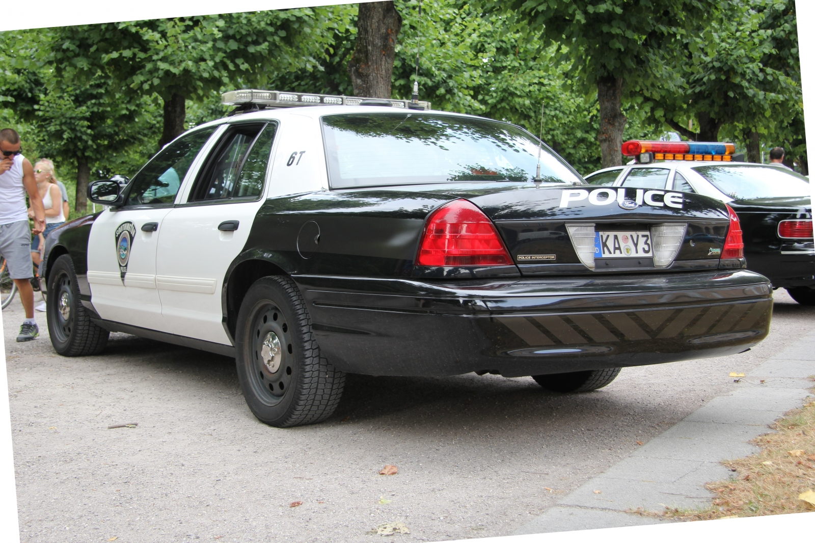 Ford Crown Victoria Polizei