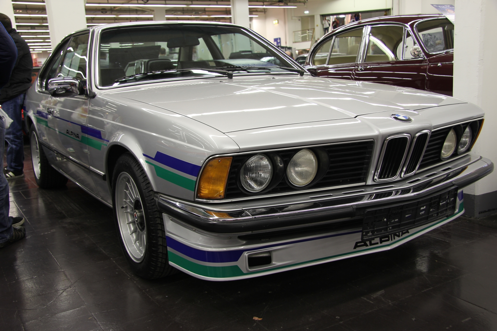 Alpina B7 Coupé