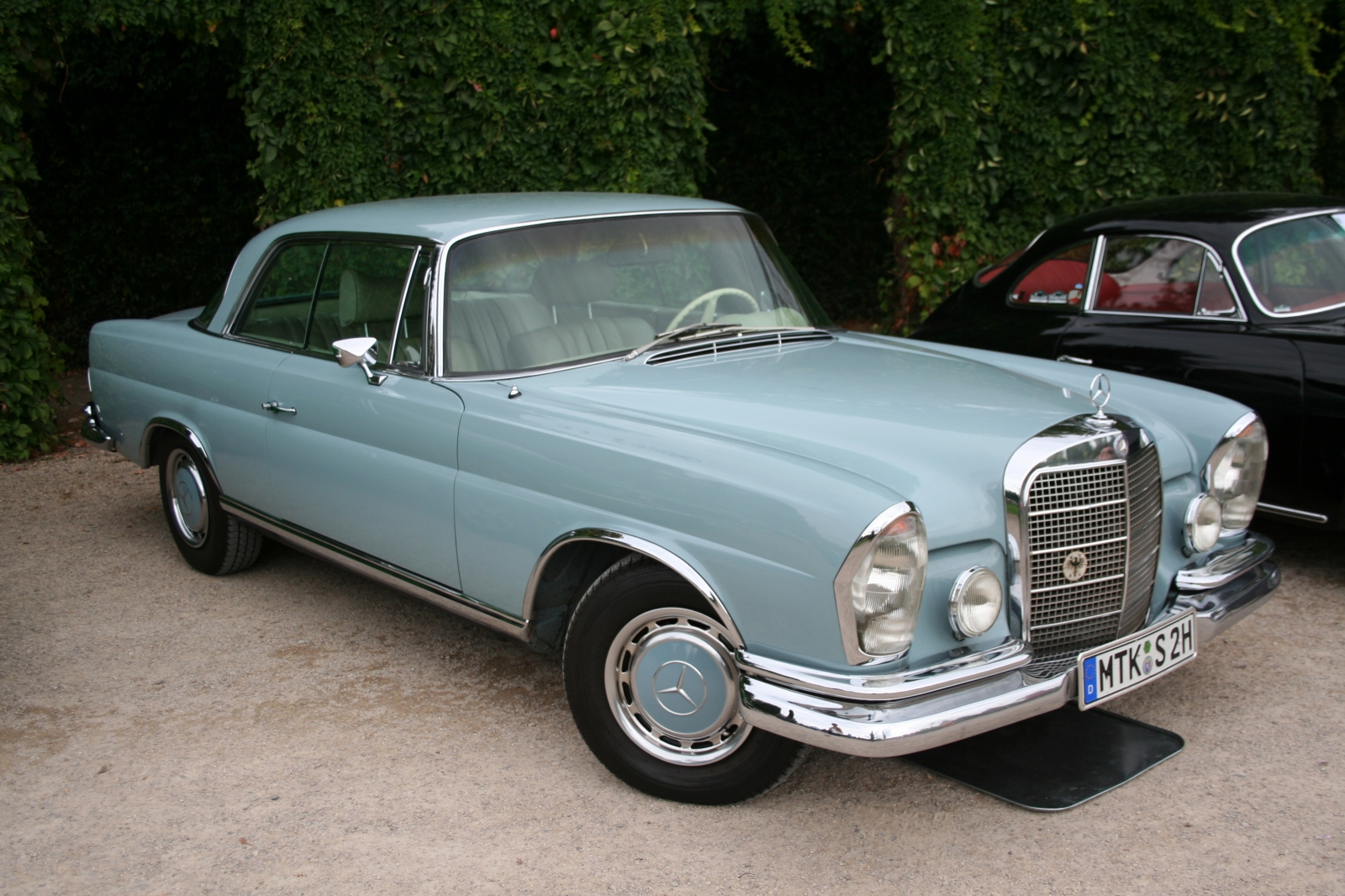 Mercedes Benz Coupé W 111