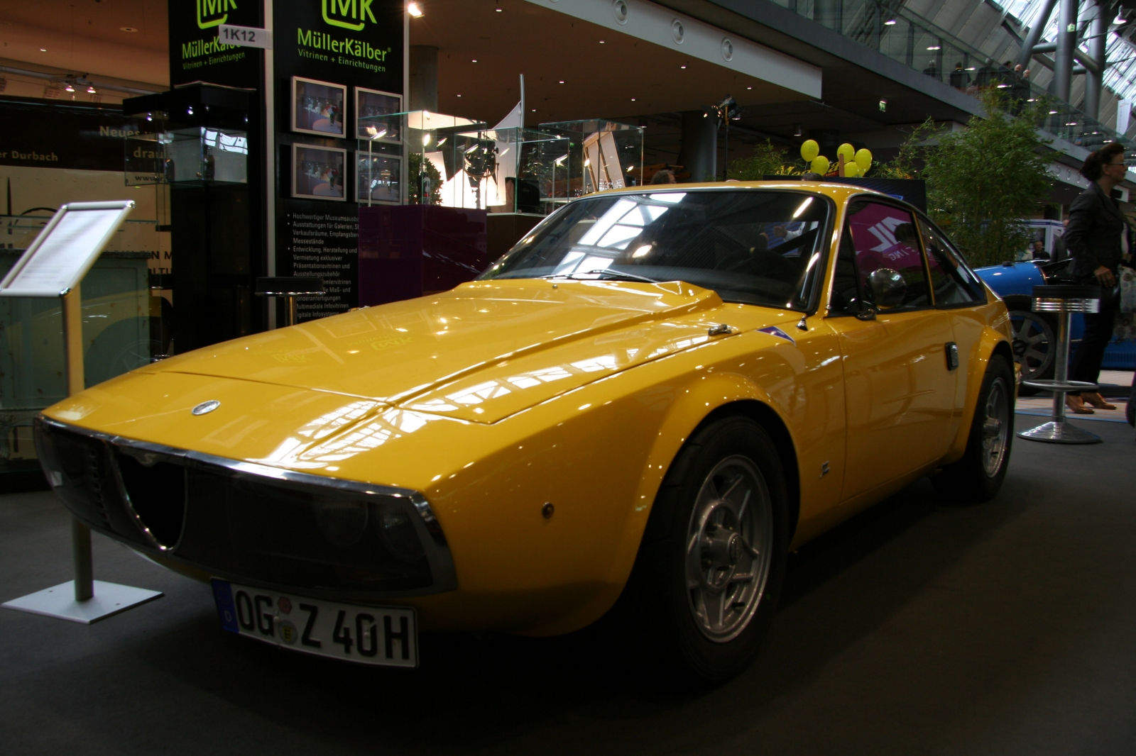 Alfa Romeo 1300 Junior Zagato