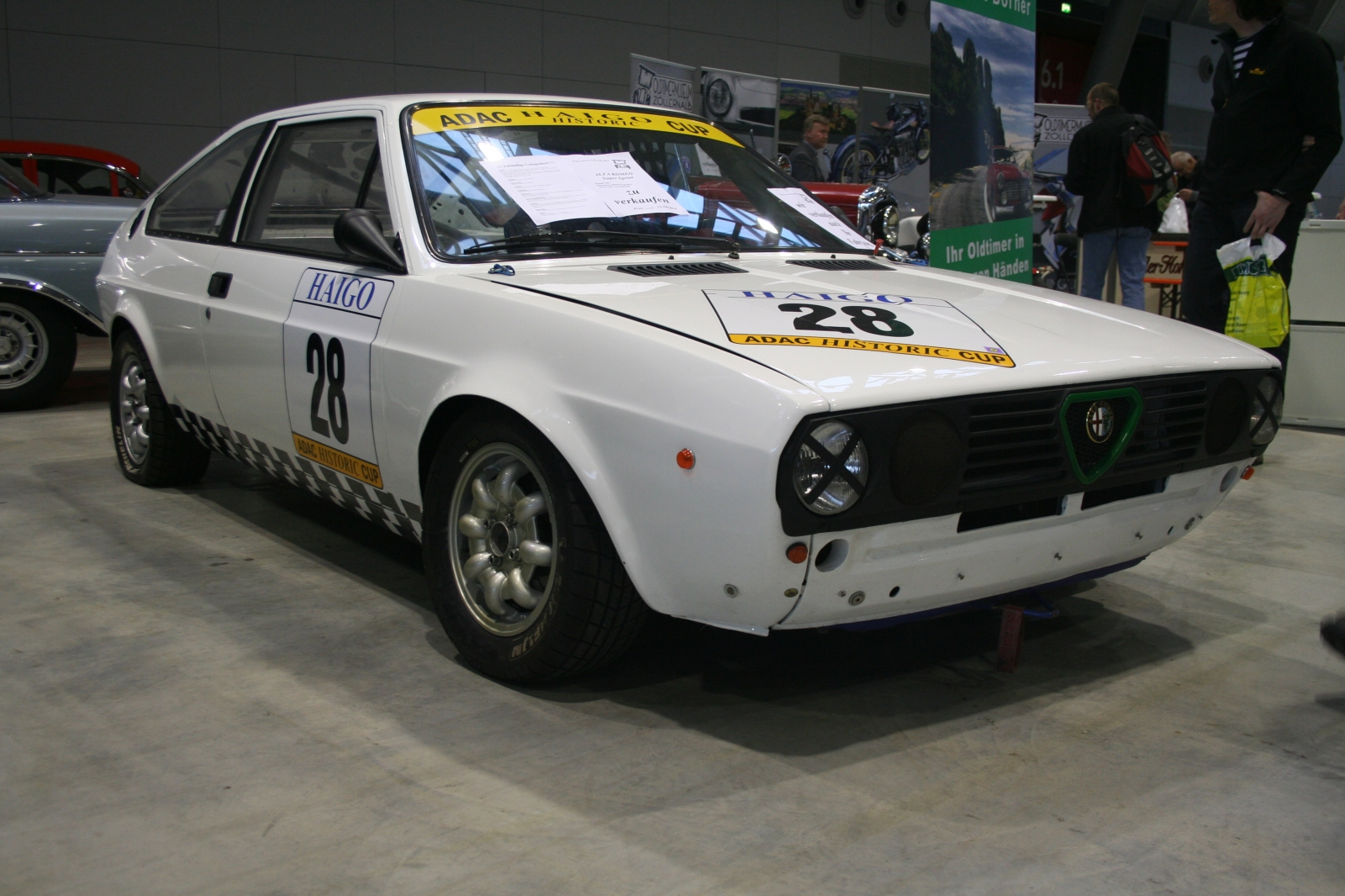Alfa Romeo Super Sprint