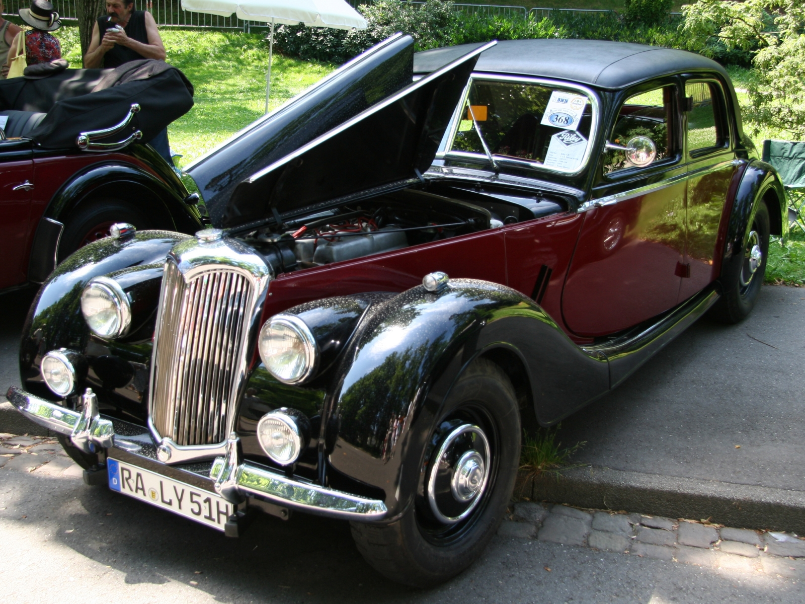 Riley 2,5 L Saloon RMB