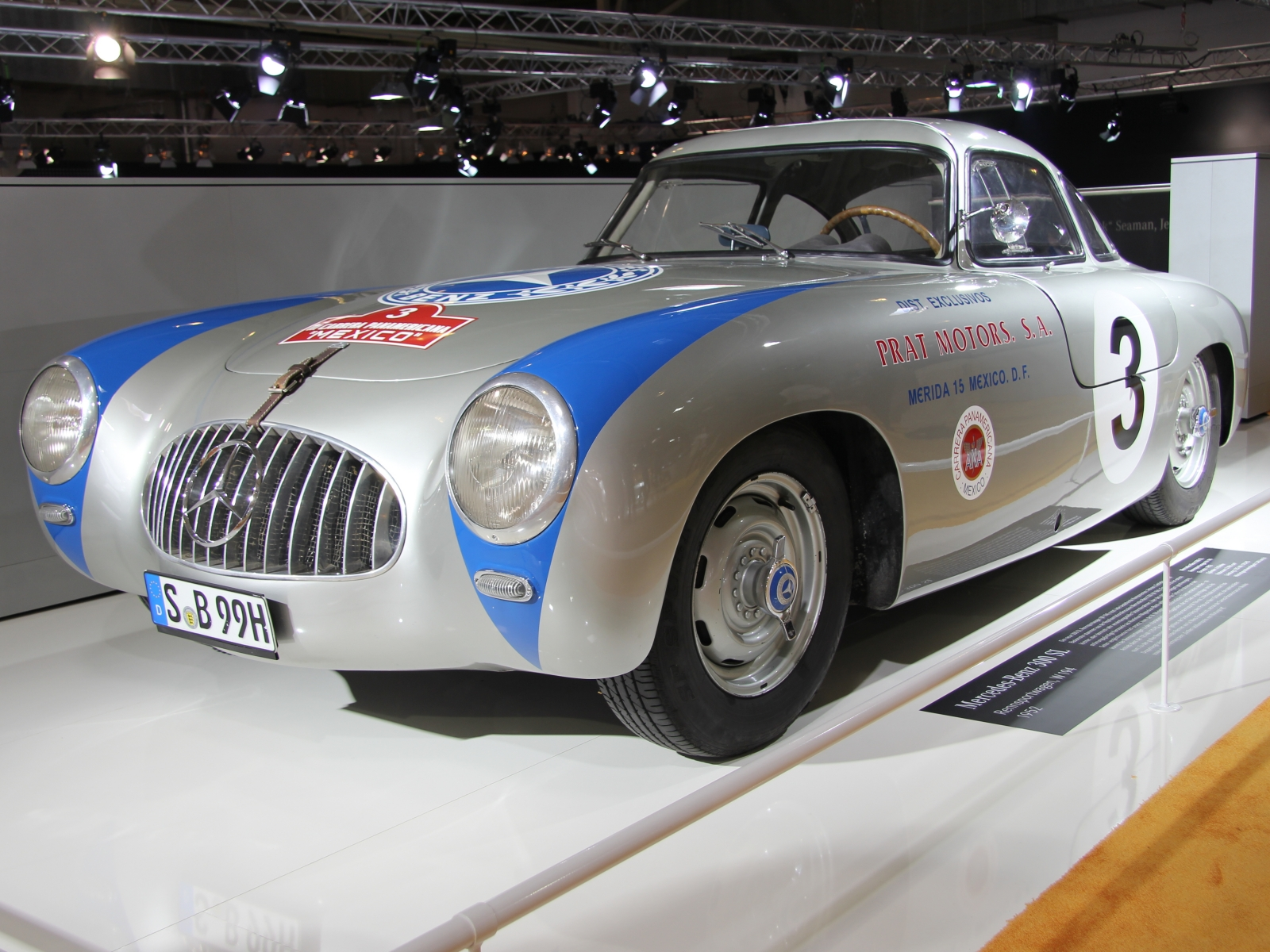 Mercedes Benz 300 SL W 194