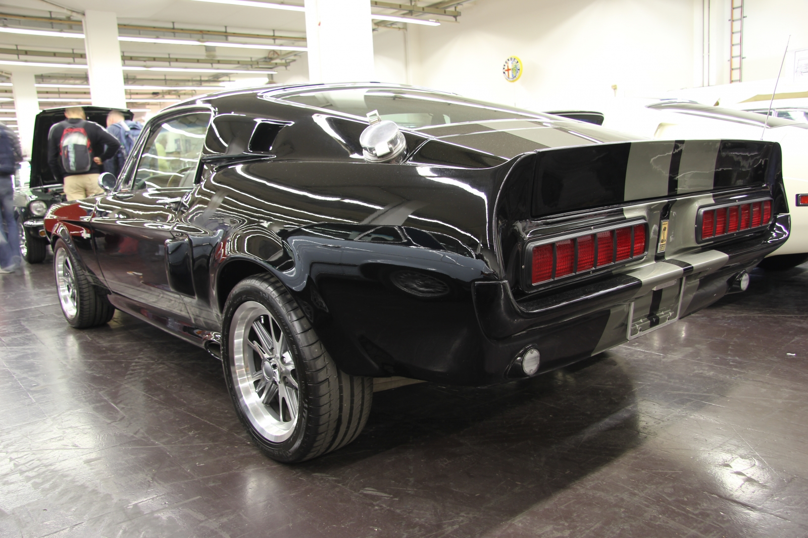 Shelby GT 500 Replika
