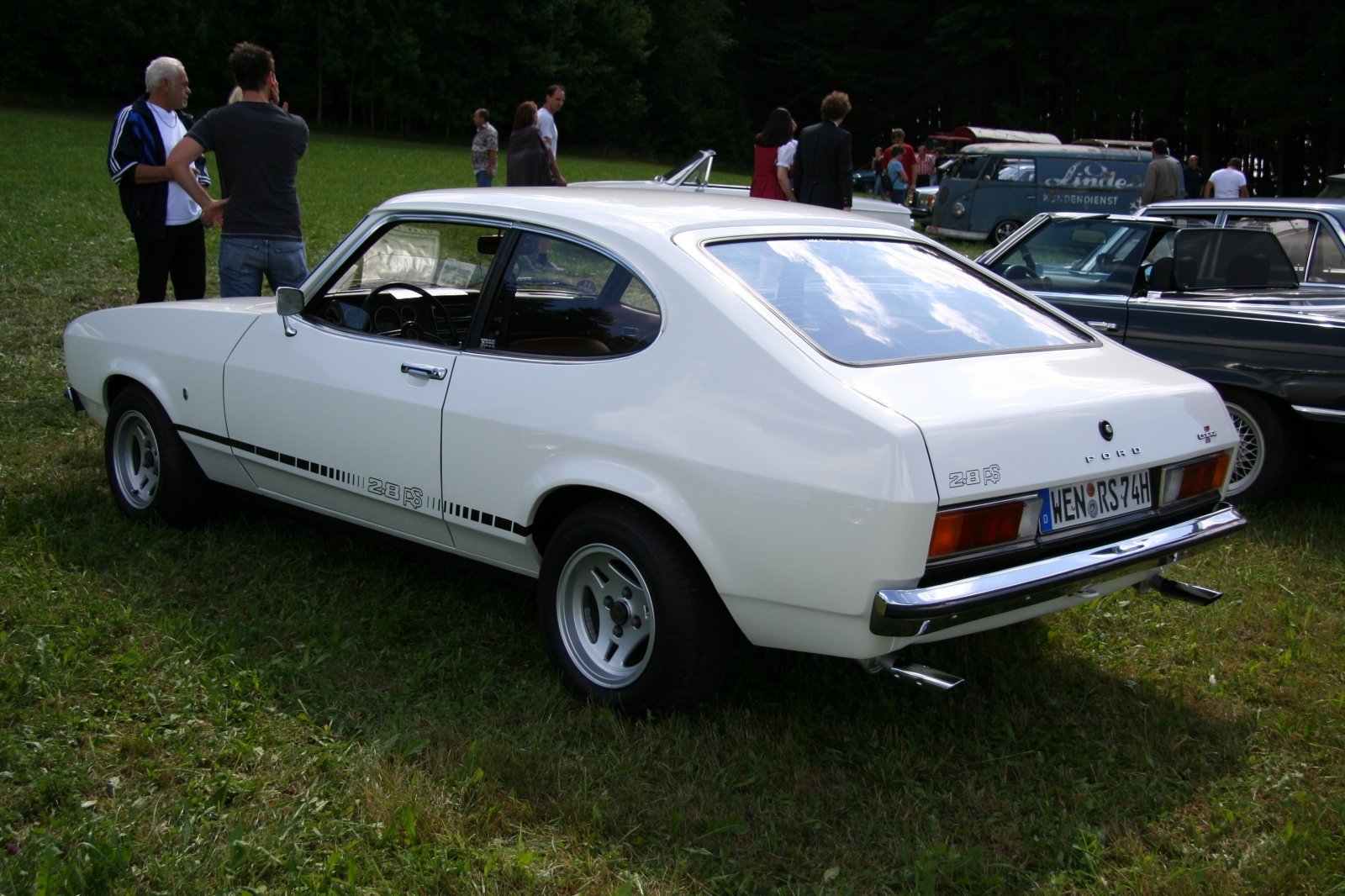 Ford Capri II 2,8 RS