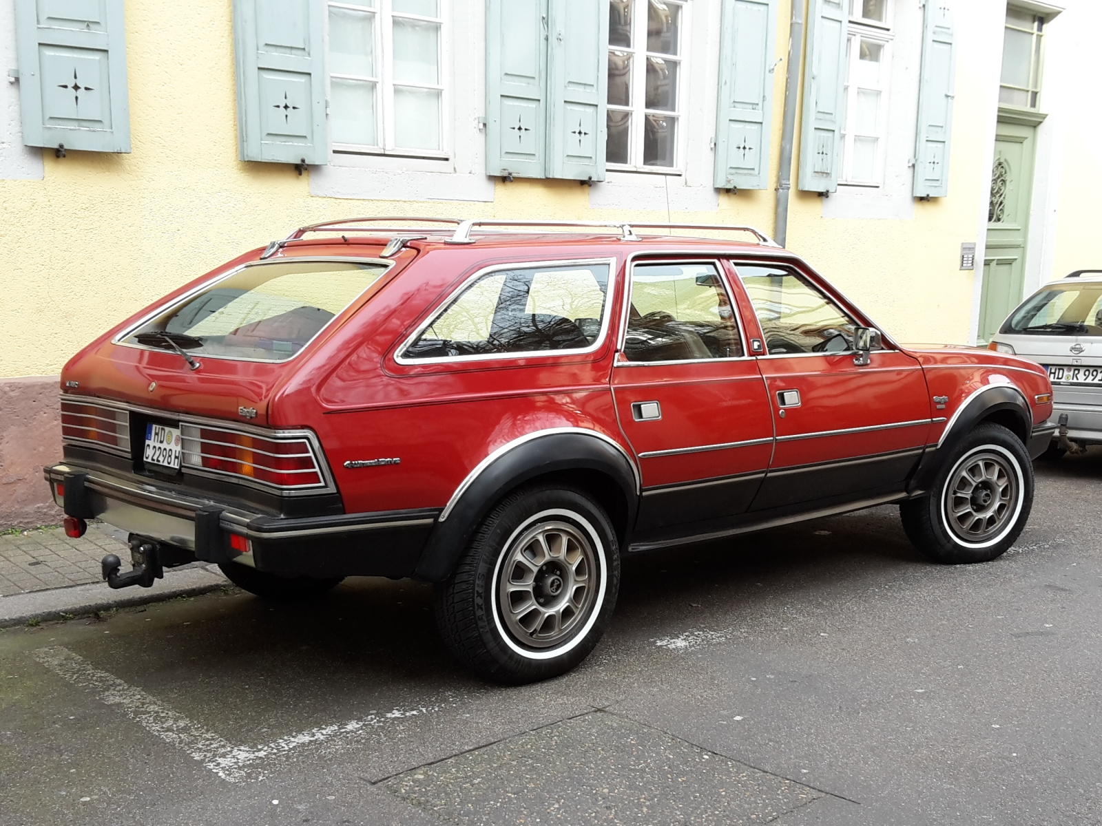 AMC Eagle 4WD