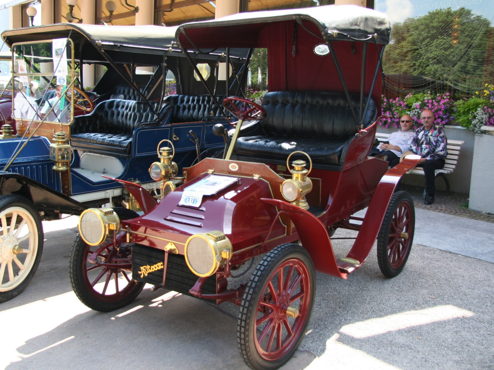 Autocar Type 10 Runabout