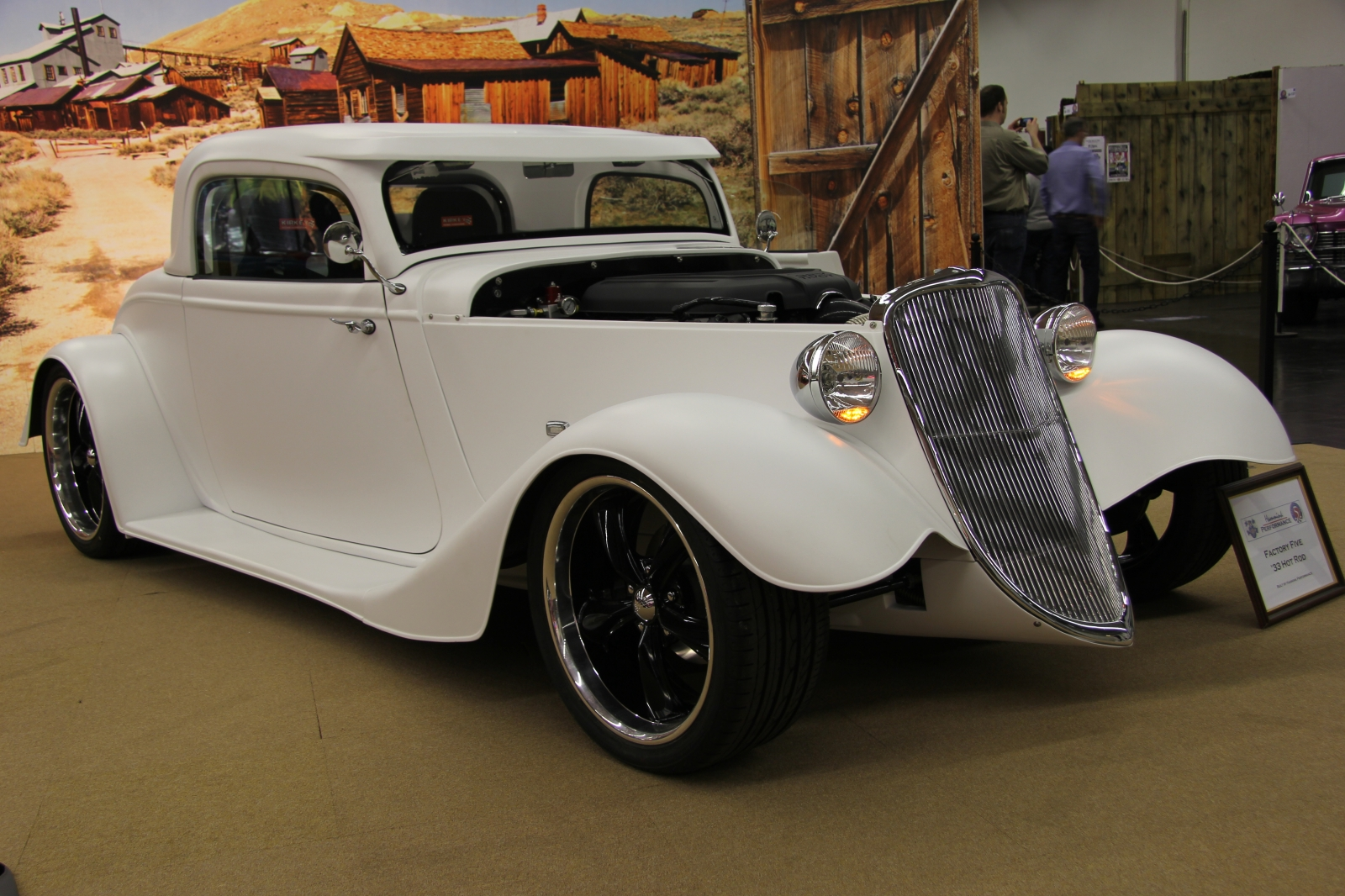 Factory Five '33 Hot Rod