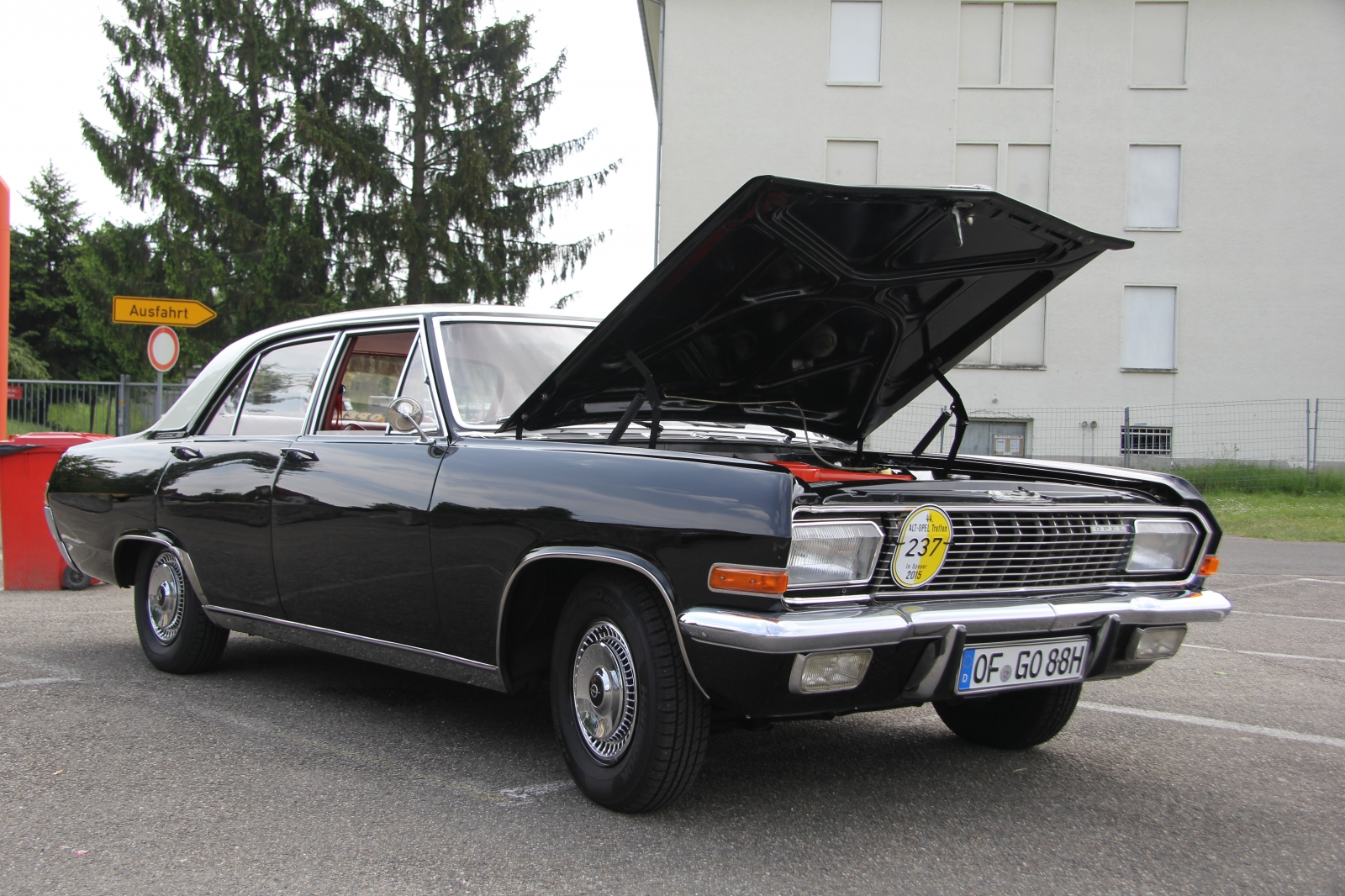 Opel Admiral A