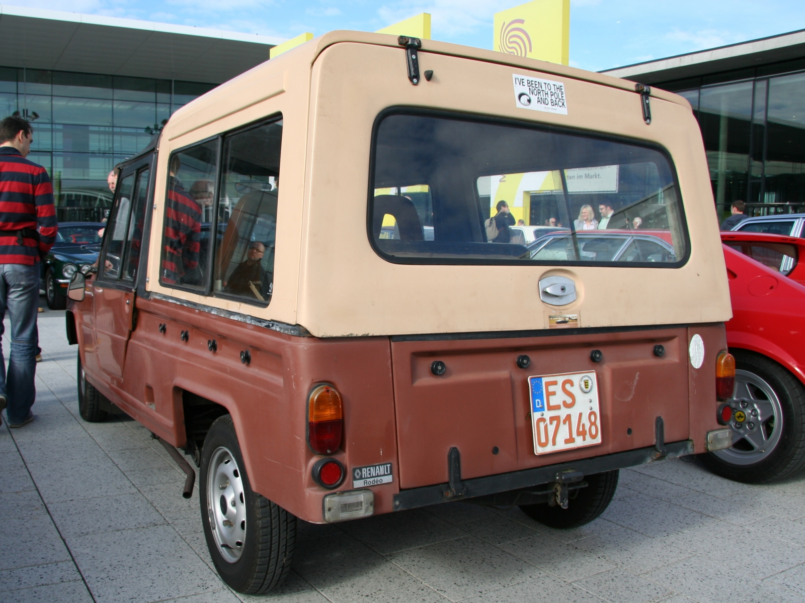 Renault Rodeo
