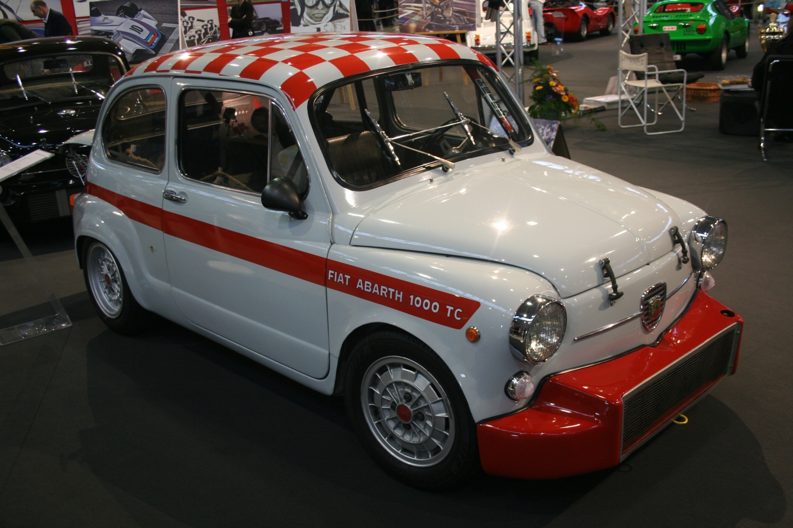 Abarth Fiat 1000 TC Berlina Corsa