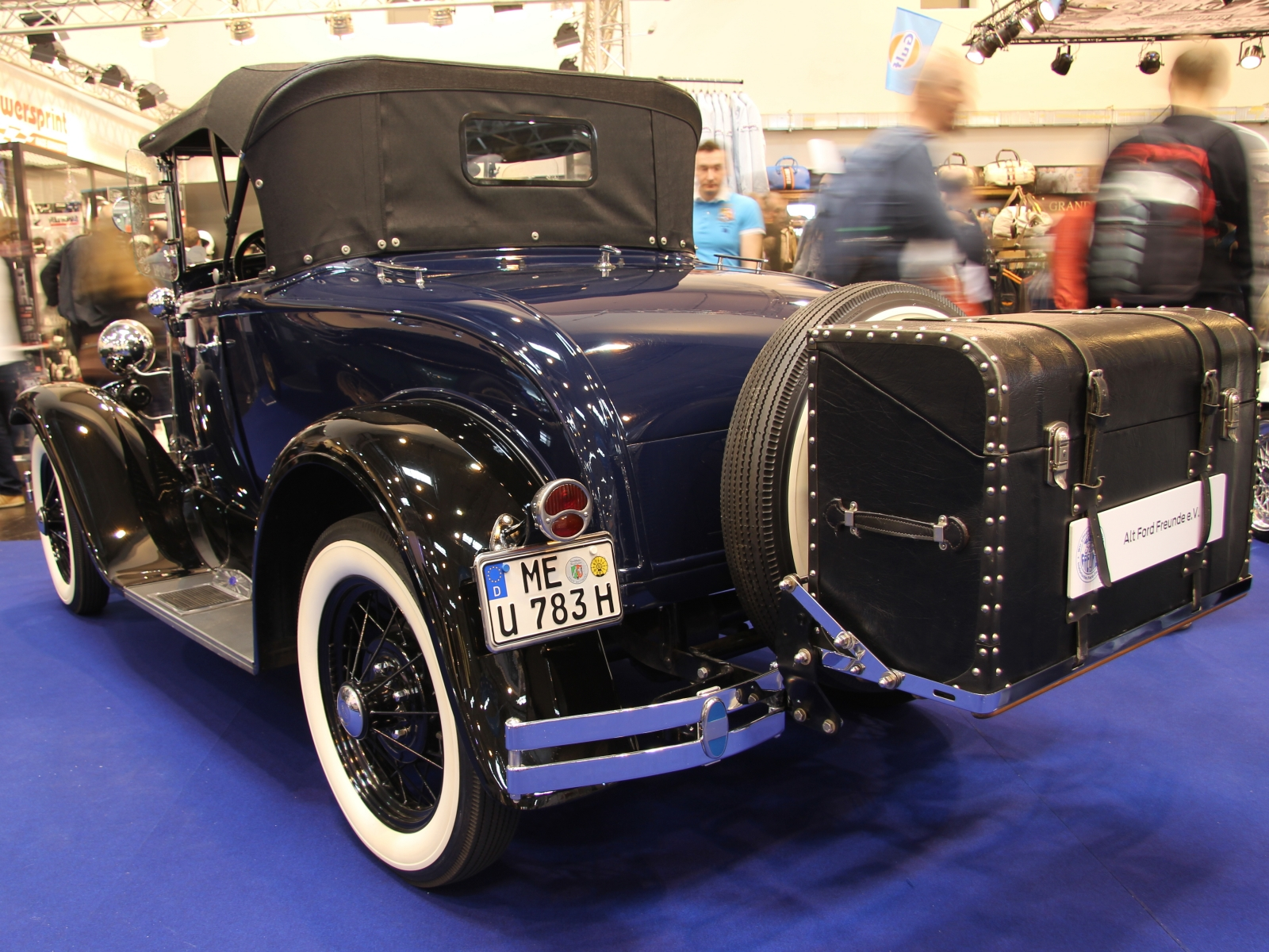 Ford Model A Roadster de Luxe
