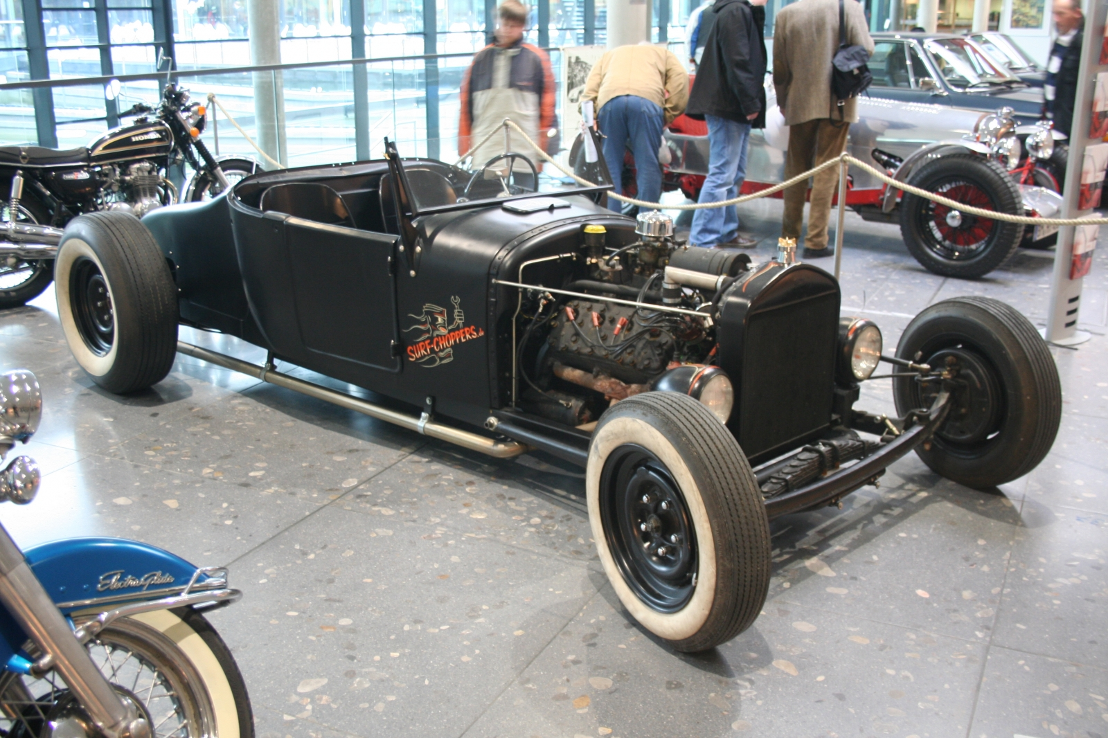 Ford Model A (T)