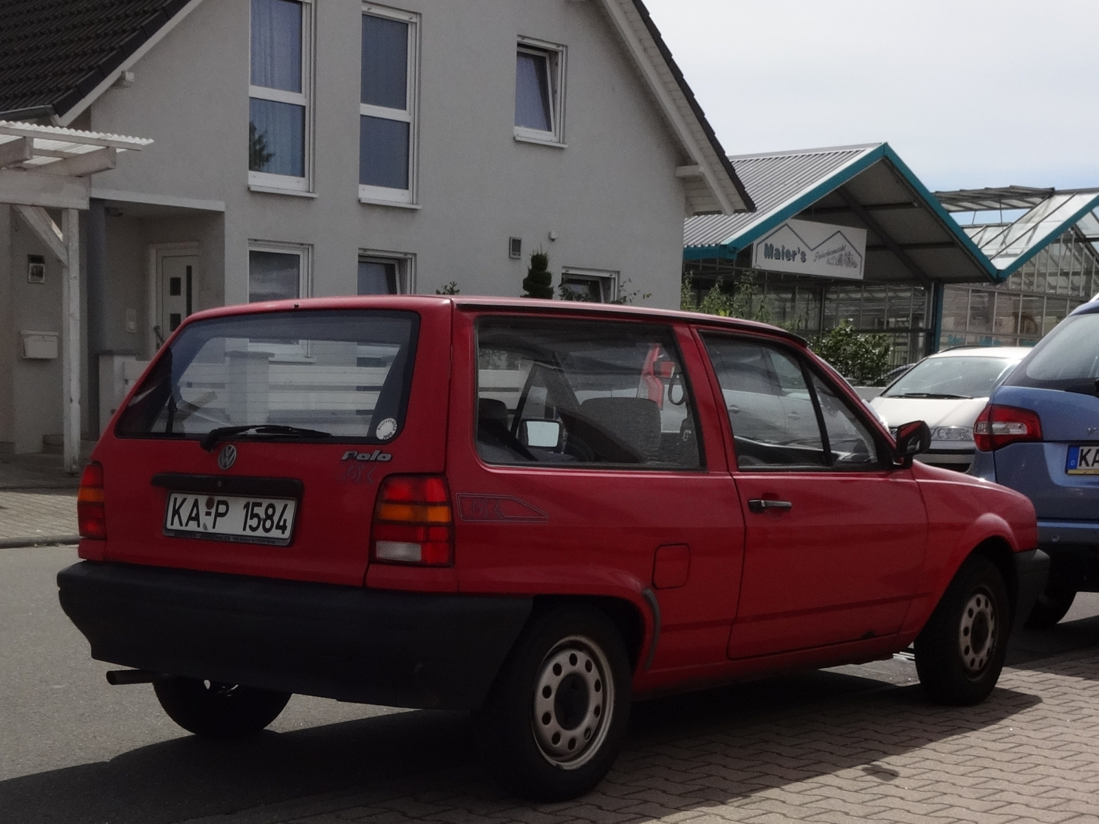 VW Polo II Fox