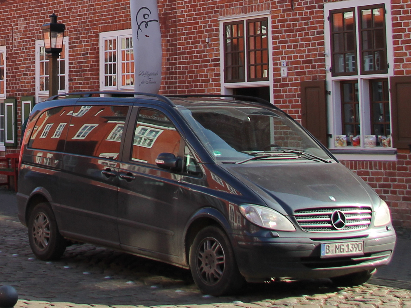 Mercedes Benz Viano