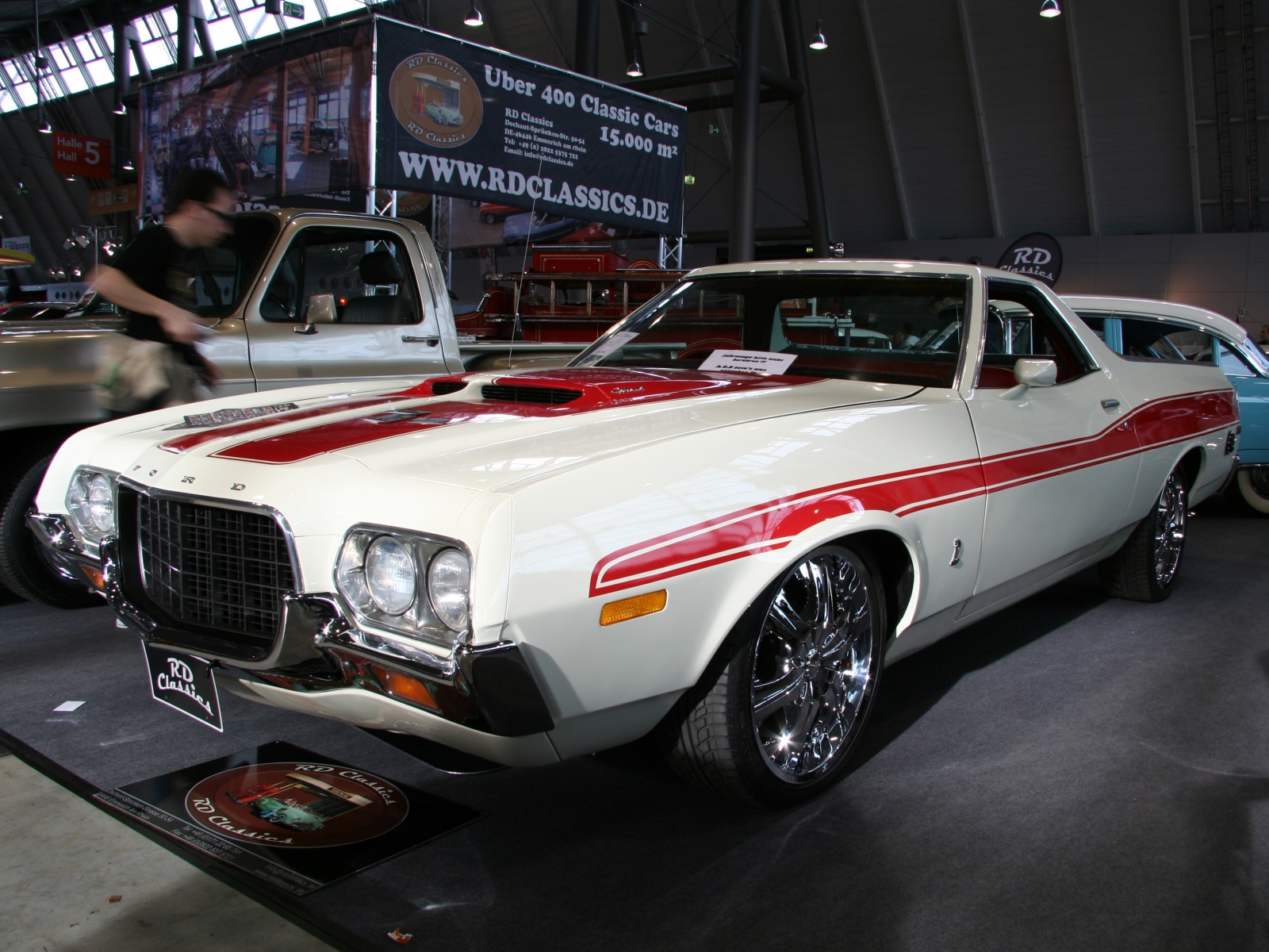 Ford Ranchero 500 GT Custom